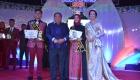 Juara Ogek Uning 2019 Berfoto Bersama Wali Kota Sibolga H.M Syarfi Hutauruk