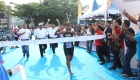 Wali Kota Sibolga Bersama Forkopinda Saat Menyambut Pemenang Lomba Triatlon
