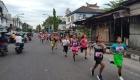 Peserta Putri Lomba Lari 5 K