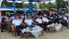 Wali Kota Sibolga Bersama Forkopinda Di Pelabuhan Lama Sibolga