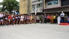 Wali Kota Sibolga Melepas Lomba Lari 5 K Tingkat SMP dan SMA Sederajat