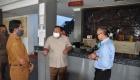 Keterangan Foto : Wali Kota Sibolga mencek hotel Wisata Indah Sibolga