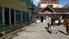 Keterangan Foto : Wali Kota Sibolga mencek hotel dainang Sibolga