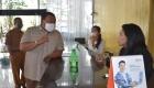 Keterangan Foto : Wali Kota Sibolga mencek tingkat tamu hotel Prima
