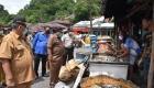 Keterangan Foto: Gugus Tugas Percepatan Penanganan Covid-19 Kota Sibolga Mencek roda perekonomian masyarakat Sibolga